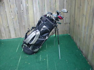 Men's Right Hand Ben hogan golf clubs set