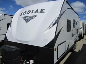 2018 24 FT DUTCHMEN RV KODIAK ULTRA LITE 201QB TRAVEL TRAILER
