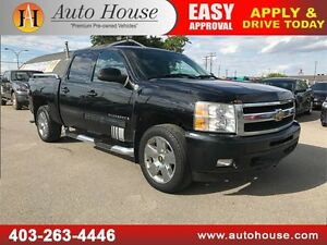 2009 Chevrolet Silverado 1500 LTZ GFX LEATHER ROOF 4X4!!!