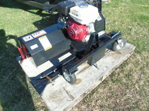 new  berco gas powered rototiller