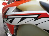 KTM 350 XCF 2013 EXCF ELECTRIC START ENDURO ROAD REGISTERED MX MOTOCROSS BIKE