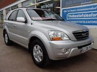 2008 Kia Sorento 2.5CRDi auto XS 4x4 Full Leather S/H P/X Swap