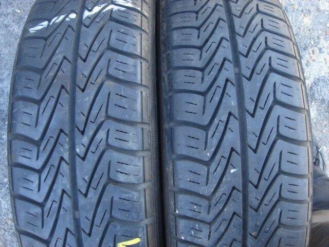 235 50 18 Bridgestone,Dueler HP,Audi AO,97V x2 A Pair,6.9mm (168 High Road, RM6 6LU)