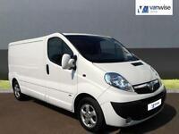 2014 Vauxhall Vivaro 2900 CDTI SPORTIVE LWB Diesel white Manual
