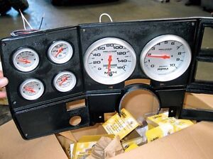 Wanted chevy gauges