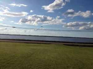 Waterview land for sale - spectacular unobstructed view.