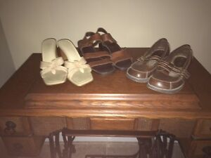 Womens' Shoes;...just $10 ea or 3 for $25!!!  (Sz. 7.5)