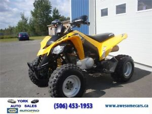 2012 Can Am 250 DS