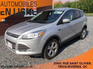 2014 FORD ESCAPE SE À PARTIR DE $60/SEMAINE