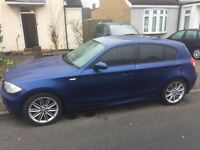 BMW 1 series 116i m sport 2006 hpi clear quick sale px swap