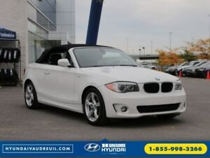 2013 BMW 1 Series 128i AUTO A/C CONVERTIBLE BANCS CHAUFFANTS MAG