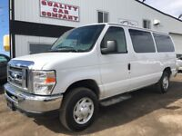 2008 Ford Econoline Wagon XLT 12 passenger. ONLY $269.59 / month Red Deer Alberta Preview