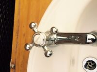 Sottini taps and basin