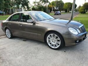 2009 Mercedes-Benz E280 211 MY07 Upgrade Sports Edition 7 Speed Automatic G-Tronic Sedan Marcoola Maroochydore Area Preview
