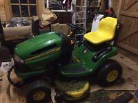 John Deere x120 Automatic Lawn Tractor