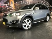 2014 Holden Captiva CG MY14 7 LTZ Silver Sports Automatic Wagon Prospect Blacktown Area Preview