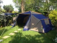 APS 3006 - 6 Berth tent