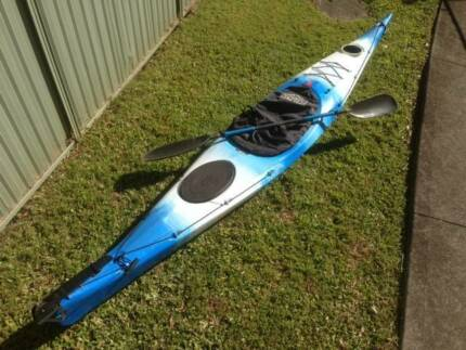 "SEA KAYAK - Australis - ""GECKO"" Urunga Bellingen Area Preview"