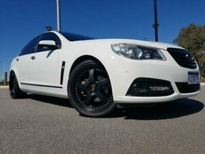 2013 Holden Calais VF MY14 V White 6 Speed Sports Automatic Sedan Kenwick Gosnells Area Preview
