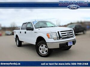 2012 Ford F-150 XLT CREW CAB HARD TO FIND!