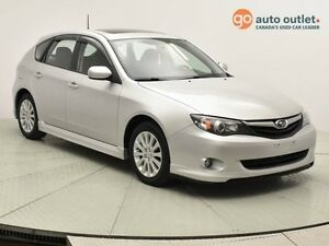 2011 Subaru Impreza 2.5 i Limited Package 4dr Hatchback