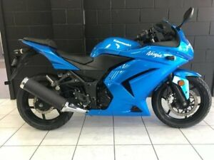 2010 Kawasaki Ninja 250R (EX250) Bowen Hills Brisbane North East Preview