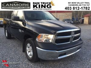 2015 Ram 1500 SXT | HEMI | TOW PACKAGE | LOW KMS |