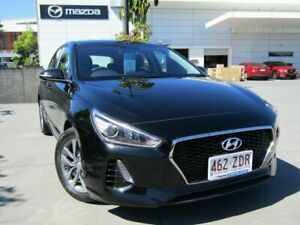 2017 Hyundai i30 PD MY18 Active Black 6 Speed Sports Automatic Hatchback Maroochydore Maroochydore Area Preview
