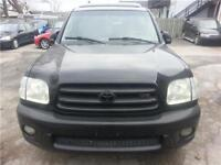 STRONG SUV! TOYOTA SEQUOIA! FULLY LOADED! LIMITED!
