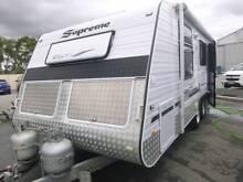 SEMI OFF ROAD CARAVAN With Big SOLAR + Separate Toilet /Shower Maddington Gosnells Area Preview