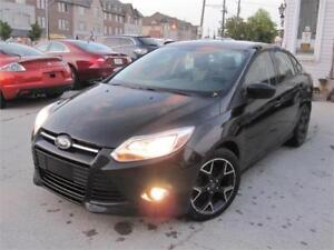 2012 Ford Focus SE 1 Owner Clean Carproof 2 L Sedan Aircon Econ