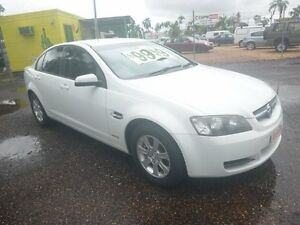 2009 Holden Commodore VE Omega White 4 Speed Auto Active Select Sedan Holtze Litchfield Area Preview