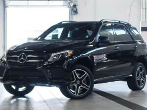 2017 Mercedes-Benz GLE 400 GLE 400 4dr 4MATIC Sport Utility