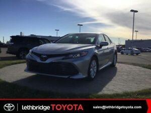 2018 Toyota Camry LE Text 403.894.7645