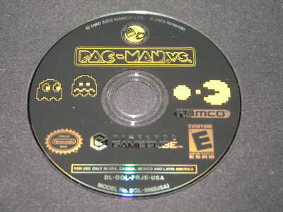 Pac-Man Vs (Nintendo Gamecube) - Game Disc Only in Mint Condition!
