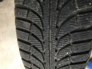 4 GT Radial ice pro winter tires 235/60/18 »