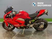 2018 Ducati Panigale Panigale V4 Roadster Manual
