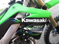 KAWASAKI KXF 450 2013 EFI MX MOTOCROSS BIKE