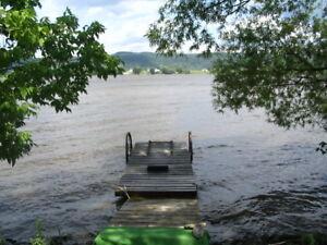 RIVER FRONT LAND FOR SALE (Ottawa River)