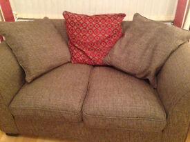 Family style sofa