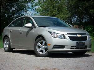 2014 Chevrolet Cruze 2LT Leather|Remote Start|Heated Front Seats