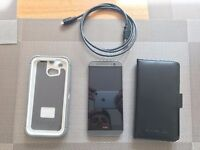 HTC One M8 Unlocked With Otterbox