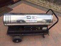 Diesel / Paraffin Space Heater