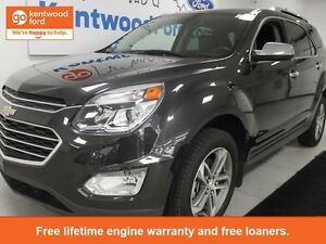 2016 Chevrolet Equinox LTZ- power liftgate, ECO option, power dr