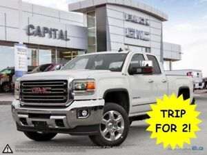 2018 GMC Sierra 2500HD  Double Cab SLT