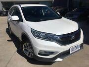 2014 Honda CR-V RM Series II MY16 VTi-S 4WD White 5 Speed Sports Automatic Wagon Ravenhall Melton Area Preview