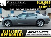 2011 Dodge Charger SXT $149 bi-weekly APPLY NOW DRIVE NOW