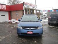 2008 Honda Civic Sdn LX - Sunroof - Spoiler