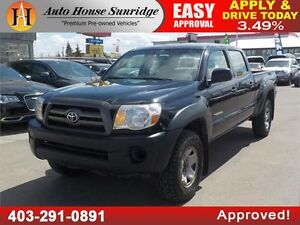 2009 TOYOTA TACOMA DOUBLE CAB LONG BED 4.0L V6 4X4