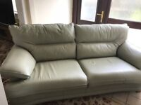 Luxury 3 Piece Recliner suite very good condition cost £4000.00 New